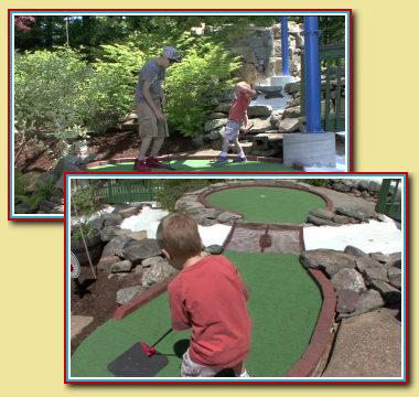 daytona fun park mini golf